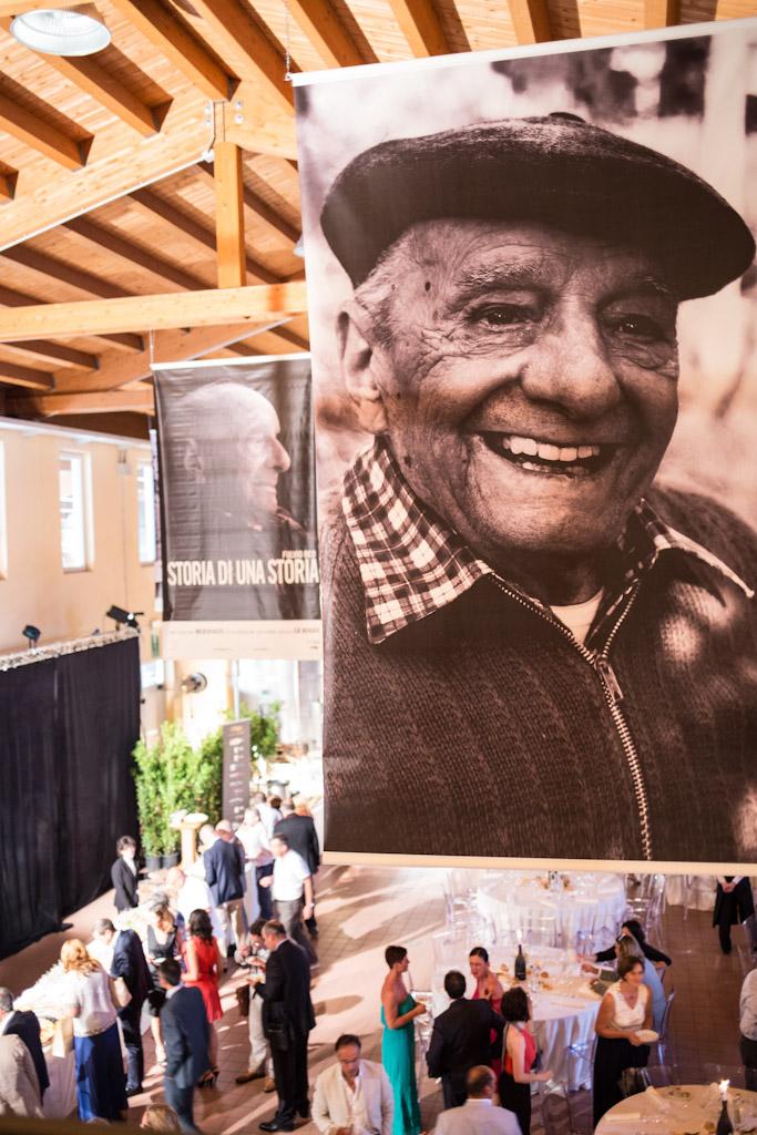 """Organizzazione Evento """"100 anni di Fulvio Beo"""" a Ca'Rugate"""