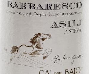 """Barbaresco """"Asili Riserva"""" Ca' del Baio"""