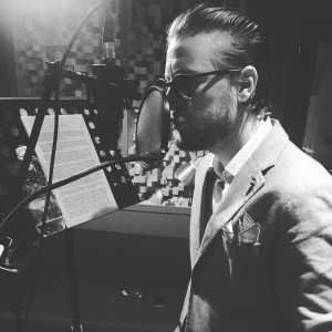 Alessandro in studio